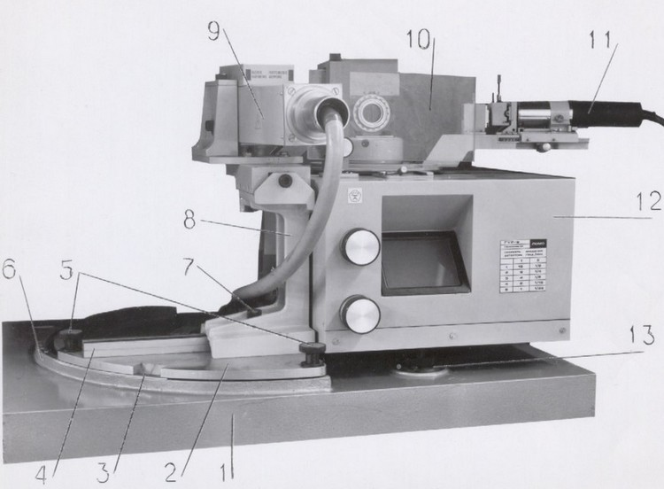 гур 8 гониометр инструкция